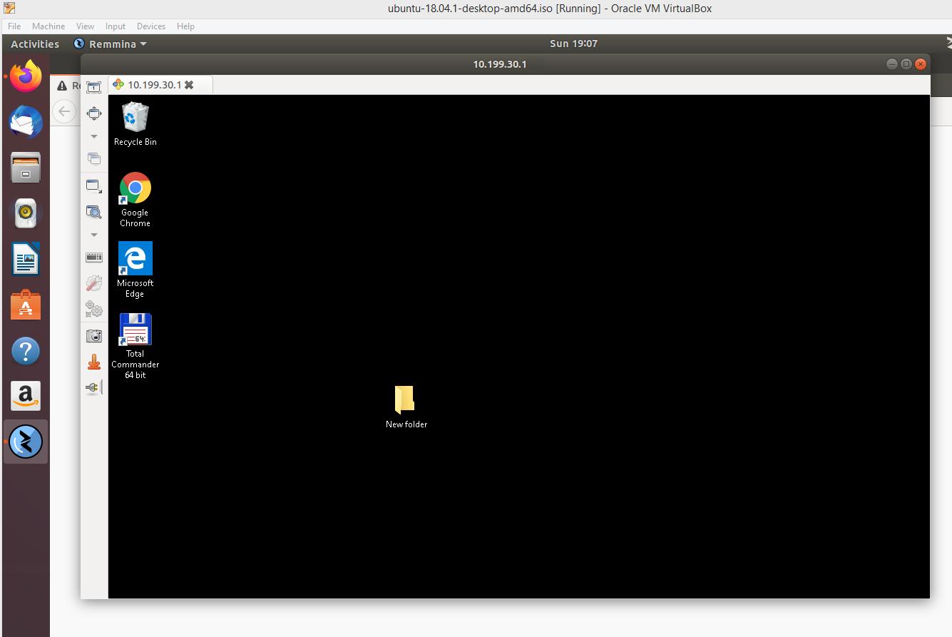 RDP to Windows Device